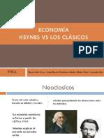 Presentación de Keynes en Powerpoint