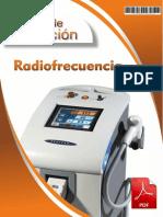 Manual de Uso - Radiofrecuencia