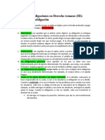 RESUMEN SOLEMNE DERECHO ROMANO 2