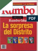 REVISTA RUMBO- 221