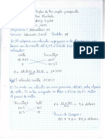 tarea de matemática