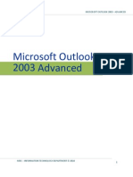 MDC-ITD 2010 Advanced-Outlook-2003