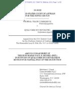 Amicus Brief of the Hon. Paul R. Michel (ret.)
