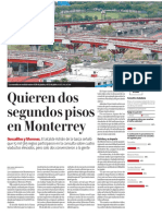 16-07-19 Quieren dos segundos pisos en Monterrey