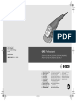 2. Bosch GWS 22-180 Manual