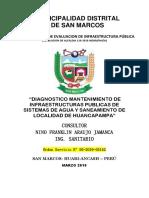 1. Huancapampa Modelo