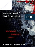 Martha C. Nussbaum - Anger and Forgiveness_ Resentment, Generosity, Justice-Oxford University Press (2016)