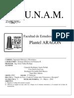 Práctica No. 3 - Lab. Sistemas Eléctricos de Potencia II.