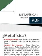 Metafísica i Fuentes