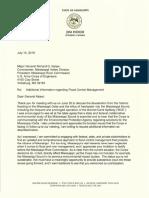 Letter to Major