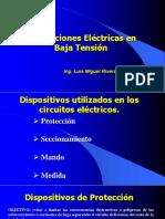 Instalacione Electricas BT Resumido (LMRC)