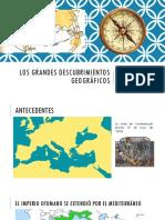 Los Grandes Descubrimientos Geográficos (1)