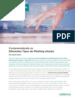 Phishing Attacks Tipos