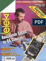 Elektor 195 (Ago 1996) Español