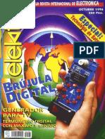 Elektor 197 (Oct 1996) Español