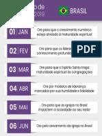 CalendarioOracao Brasil
