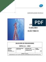 Anexo 3 Tablero Electrico 1