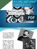 Historia Del Método Psicoanalítico