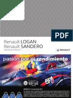 Manual Renault Sandero