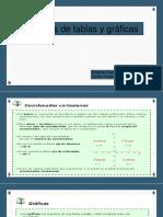 Análisis de Tablas y Graficas