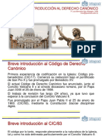 Introducion Al CIC Normas Generales