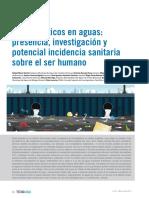 Reportaje Microplasticos Aguas Presencia Investigacion Incidencia Sanitaria Humano Tecnoaqua Es