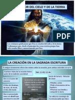Juan Theologia Dios Creador Del Universo