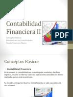CONCEPTOS BASICOS contabilidad financiera