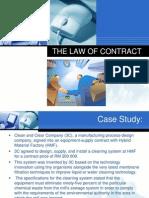 1_2009 EUP 222 - Contract Law (HO)
