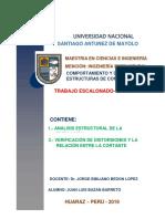 Análisis de La Edificación - Juan Luis Bazán Barreto