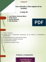 Exposicion Test Unidad 7