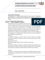 1.-ESPECIF. TÉCNICAS - ESTRUCTURAS+