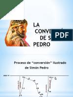 La Conversion de Simón Pedro-28y29dejulio2018