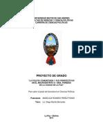 LA POLICÍA COMUNITARIA Y SUS PERSPECTIVAS EN EL MACRODISTRITO II – MAX. PAREDES DE LA CIUDAD DE LA PAZ