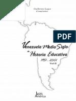 Venezuela Medio Siglo Vol II