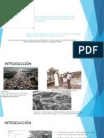 Aspectos geomorfológicos de la avenida torrencial del 31 de enero de 1994 en la cuenca del río Fraile