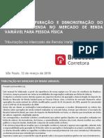 Tributação no Mercado de Renda Variável 2017 - BRADESCO.pdf