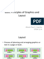 Basic Principles Graphics Layout