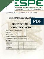 Informe RSE
