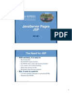 Java Server Pages JSP