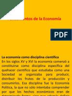 Fundamentos de Economia 1