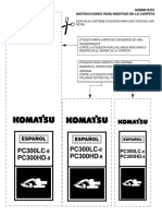SM PC300LC,HD-8 A90001, A87001 up GSBM018701 (Esp).pdf