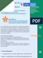 Pich Diagnostico Organizacional Especialización GTHS