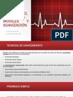 Pronostico, Promedios Moviles y Suavización