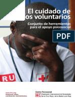 El cuidado de los voluntarios