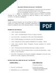 Modalidad Tecnica en Salud y Nutricion