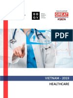 Sector Briefing Healthcare in Vietnam 2019