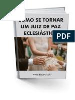 e-book juiz de paz