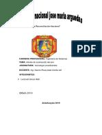 Parametro de Dioxido de Azufre