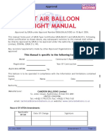 flight manual balloon.pdf